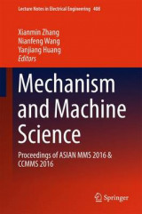Omslag - Mechanism and Machine Science 2017