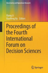 Omslag - Proceedings of the Fourth International Forum on Decision Sciences 2017