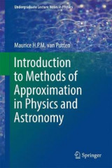 Omslag - Introduction to Methods of Approximation in Physics and Astronomy