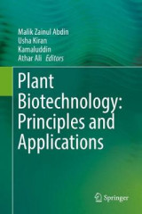 Omslag - Plant Biotechnology: Principles and Applications