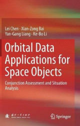 Omslag - Orbital Data Applications for Space Objects
