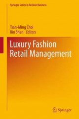 Omslag - Luxury Fashion Retail Management