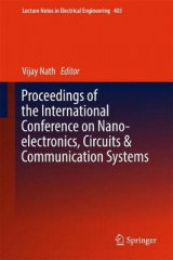 Omslag - Proceedings of the International Conference on Nano-electronics, Circuits & Communication Systems