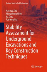 Omslag - Stability Assessment for Underground Excavations and Key Construction Techniques