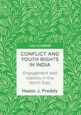 Omslag - Conflict and Youth Rights in India