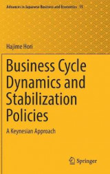 Omslag - Business Cycle Dynamics and Stabilization Policies