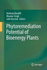 Omslag - Phytoremediation Potential of Bioenergy Plants