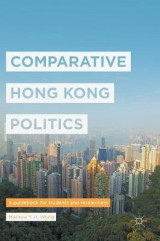 Omslag - Comparative Hong Kong Politics