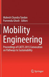 Omslag - Mobility Engineering 2017