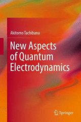 Omslag - New Aspects of Quantum Electrodynamics