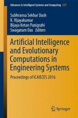 Omslag - Artificial Intelligence and Evolutionary Computations in Engineering Systems