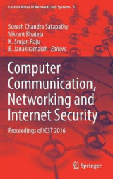 Omslag - Computer Communication, Networking and Internet Security 2017