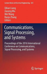 Omslag - Communications, Signal Processing, and Systems