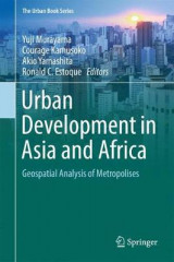 Omslag - Urban Development in Asia and Africa