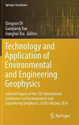 Omslag - Technology and Application of Environmental and Engineering Geophysics