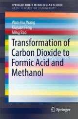 Omslag - Transformation of Carbon Dioxide to Formic Acid and Methanol