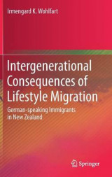 Omslag - Intergenerational Consequences of Lifestyle Migration