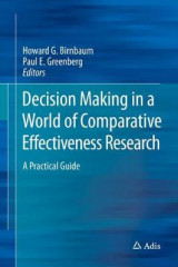 Omslag - Decision Making in a World of Comparative Effectiveness Research