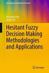 Omslag - Hesitant Fuzzy Decision Making Methodologies and Applications 2017