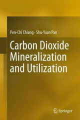 Omslag - Carbon Dioxide Mineralization and Utilization