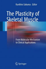 Omslag - The Plasticity of Skeletal Muscle