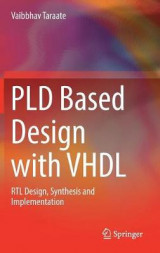 Omslag - PLD Based Design with VHDL