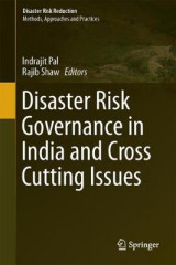 Omslag - Disaster Risk Governance in India and Cross Cutting Issues
