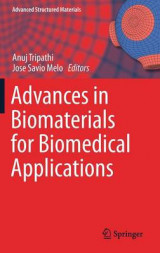 Omslag - Advances in Biomaterials for Biomedical Applications