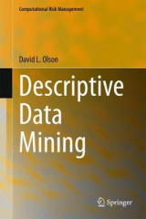 Omslag - Descriptive Data Mining