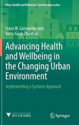 Omslag - Advancing Health and Wellbeing in the Changing Urban Environment
