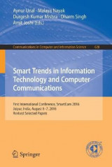 Omslag - Smart Trends in Information Technology and Computer Communications