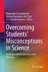 Omslag - Overcoming Students' Misconceptions in Science