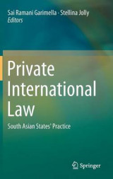 Omslag - Private International Law