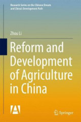 Omslag - Reform and Development of Agriculture in China
