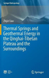 Omslag - Thermal Springs and Geothermal Energy in the Qinghai-Tibetan Plateau and the Surroundings