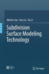 Omslag - Subdivision Surface Modeling Technology