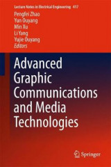 Omslag - Advanced Graphic Communications and Media Technologies