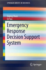 Omslag - Emergency Response Decision Support System 2017