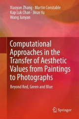 Omslag - Computational Approaches in the Transfer of Aesthetic Values from Paintings to Photographs