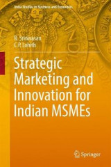 Omslag - Strategic Marketing and Innovation for Indian Msmes
