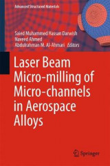 Omslag - Laser Beam Micro-Milling of Micro-Channels in Aerospace Alloys