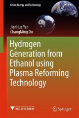 Omslag - Hydrogen Generation from Ethanol Using Plasma Reforming Technology