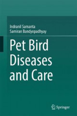 Omslag - Pet bird diseases and care