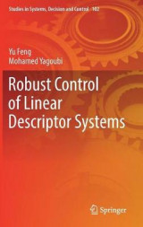 Omslag - Robust Control of Linear Descriptor Systems