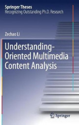 Omslag - Understanding-Oriented Multimedia Content Analysis 2017