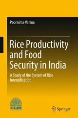 Omslag - Rice Productivity and Food Security in India