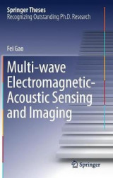 Omslag - Multi-Wave Electromagnetic-Acoustic Sensing and Imaging