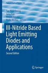 Omslag - III-Nitride Based Light Emitting Diodes and Applications