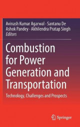 Omslag - Combustion for Power Generation and Transportation