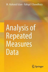 Omslag - Analysis of Repeated Measures Data